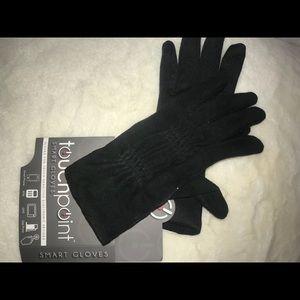 Accessories - Black gloves